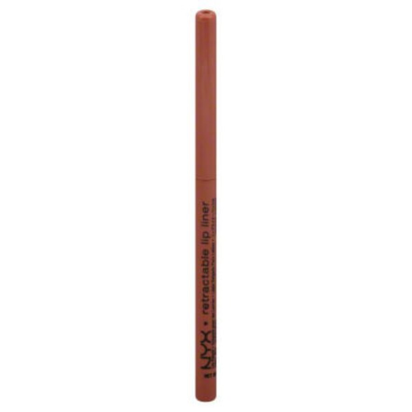 NYX Lip Liner, Retractable, Water Proof, Natural MPL01