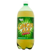 Great Value Ginger Ale, 67.6 fl oz