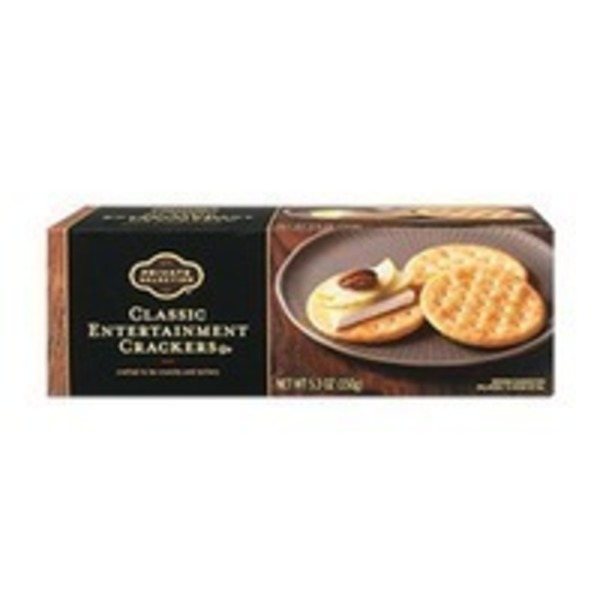 Kroger Private Selection Classic Entertainment Crackers