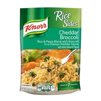 Knorr Cheddar Broccoli Rice Side Dish
