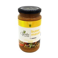 Curries By Nature Butter Masala Medium Condensed Curry
