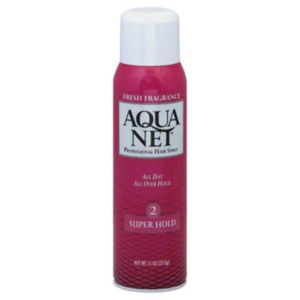 Aqua Net Fresh Fragrance Professional Super Hold Hair Spray