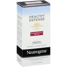Neutrogena Healthy Defense Sunscreen SPF 50, 1.7 Fl Oz