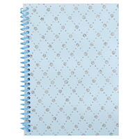 Diamond Starlight 5x7 Notebook