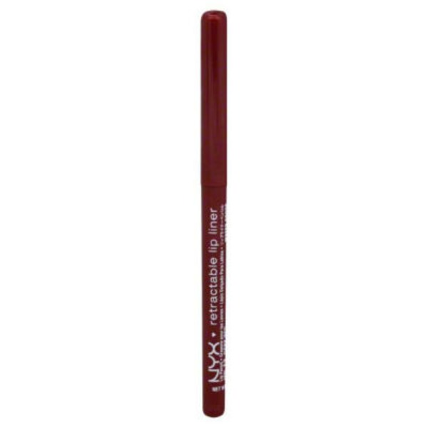 NYX Retractable Water Proof Lip Liner - Dark Red MPL 12