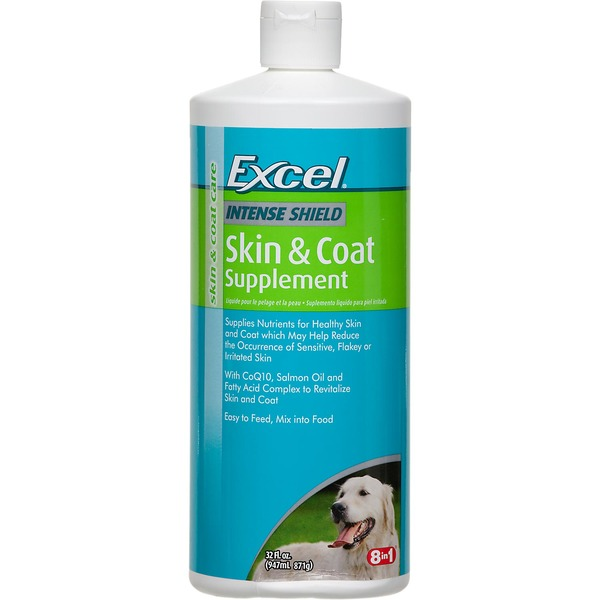 Ecotrition Excel Intense Shield Skin & Coat Supplement