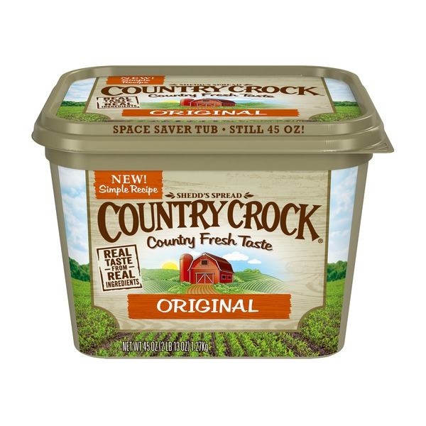 Hormel Country Crock Original Vegetable Oil Spread Tub
