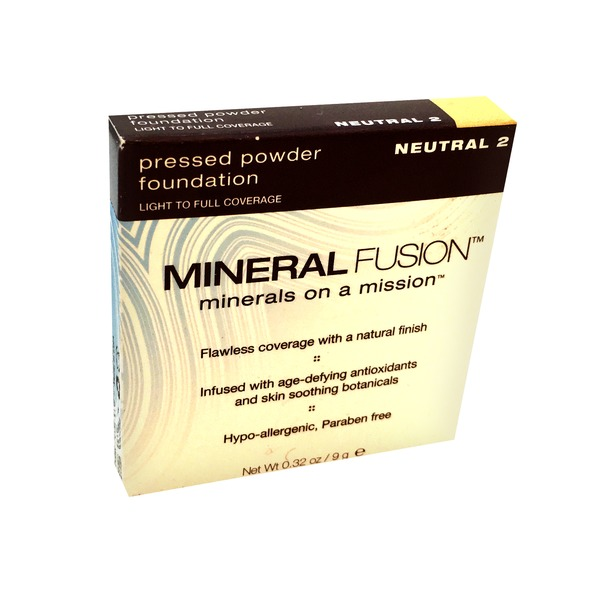 Mineral Fusion Pressed Powder Foundation Neutral