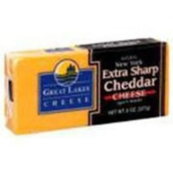 Great Lakes Cheese New York Yellow Cheddar