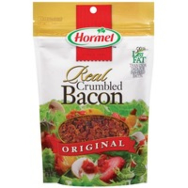 Hormel Real Crumbled Bacon, Original