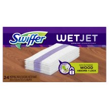 Swiffer WetJet Hardwood Floor Spray Refills, 24 ct