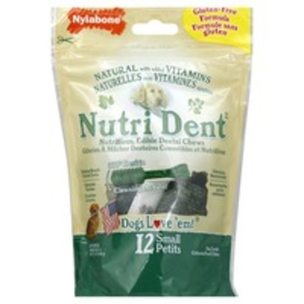 Nylabone Nutri Dent Small Dental Chews