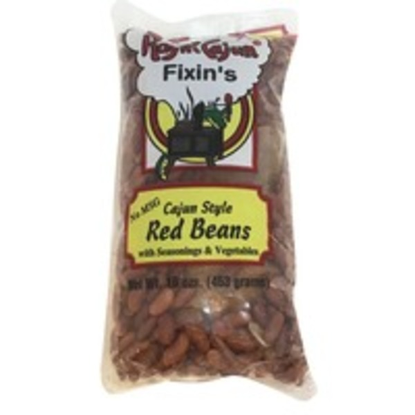 Ragin Cajun Cajun Style Red Beans with Seasonings and Vegetables