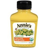Annie's Homegrown Organic Yellow Mustard Mustard