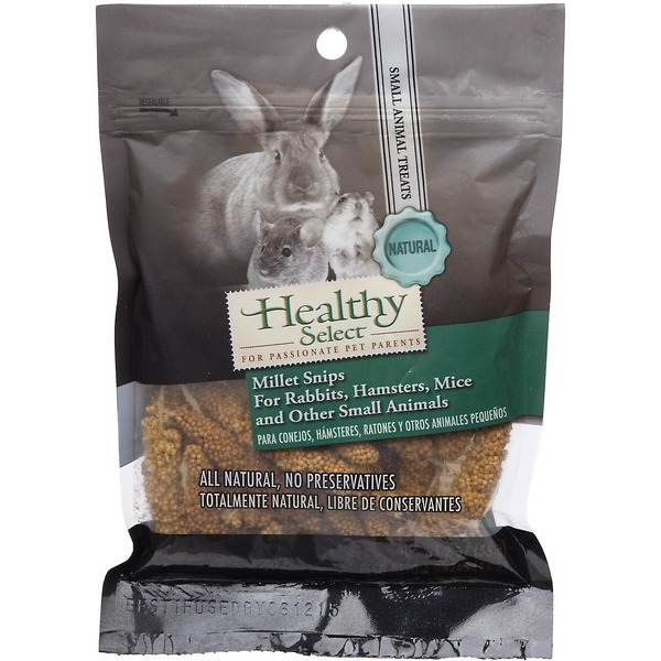 Petco Healthy Select Millet Snips For Small Animals