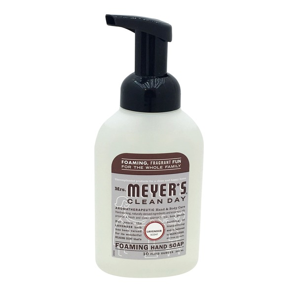 Mrs. Meyer's Lavender Foaming Hand Soap