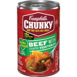 Campbell's Chunky Healthy Request Beef with Country Vegetables Soup, 18.8 oz.