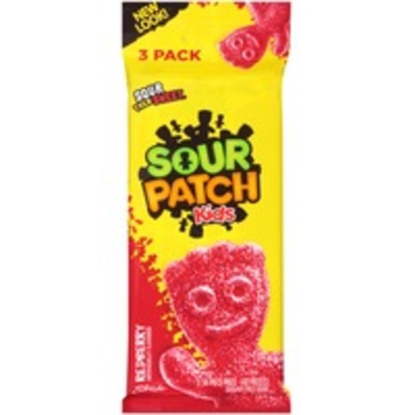 Stride Sour Patch Kids Redberry Sugar Free Gum