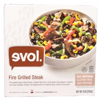 Evol Foods Fire Grilled Steak