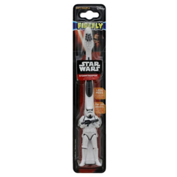Firefly Star Wars Stormtrooper Tooth Brush