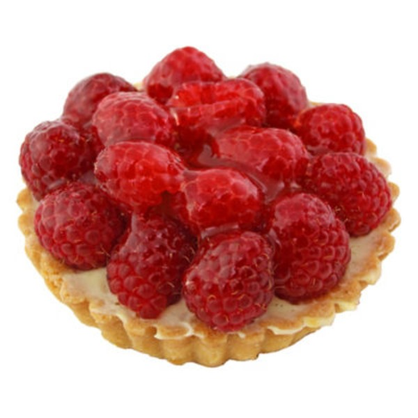 Central Market Raspberry Tartlet 4 Inch