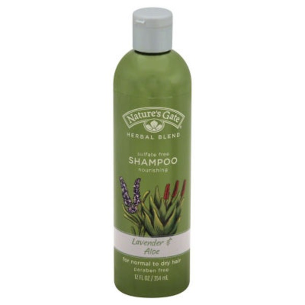 Nature's Gate Herbal Blend Shampoo Lavender & Aloe