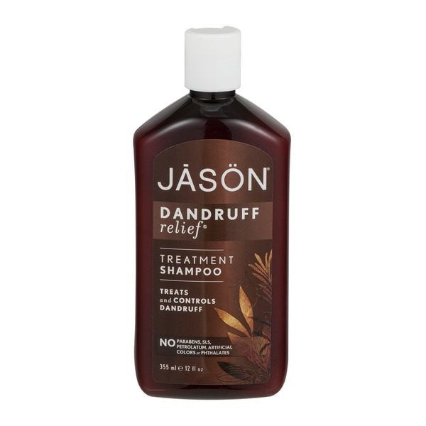 Jason Treatment Shampoo Dandruff Relief