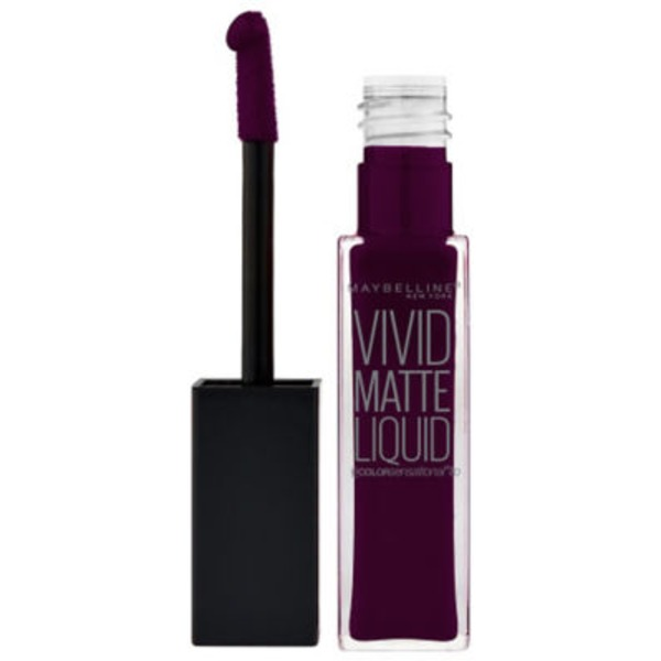 Color Sensational® 50 Possessed Plum Vivid Matte Liquid