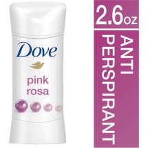 Dove Advanced Care Antiperspirant, ClearTone Pink Rosa 2.6 oz