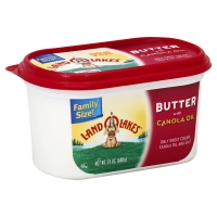 Land O Lakes Butter Spread With Canola Oil