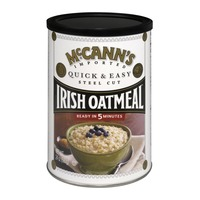 McCann's Quick & Easy Steel Cut Irish Oatmeal