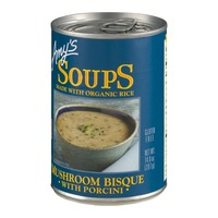 Amy's Soups Mushroom Bisque With Porcini
