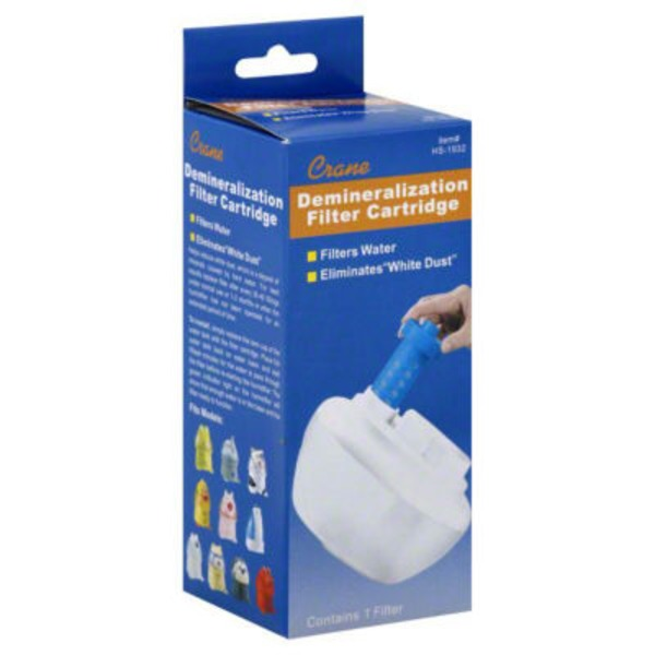 Crane Demineralization Filter Cartridge For Humidifiers