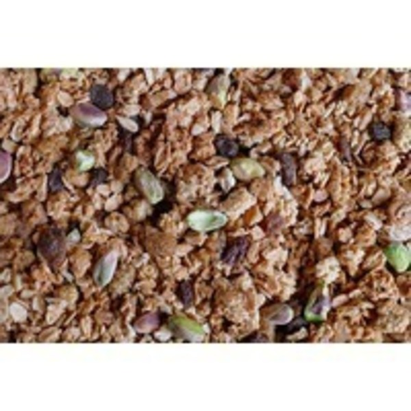 International Harvest Pistachio Mulberry Granola