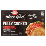 Hormel Black Label Original Thick Cut Bacon, 2.52 oz