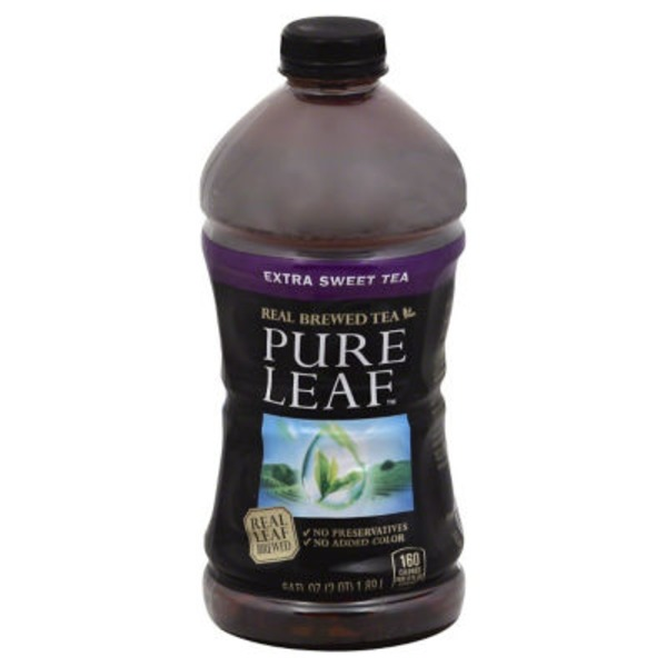 Lipton Pure Leaf Extra Sweet Tea