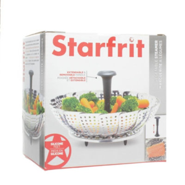 Starfrit Stainless Steel Vegetable Steamer