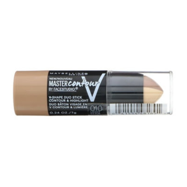 Face Studio™ Master Contour V-Shape Duo Stick 010 Light Contour & Highlight