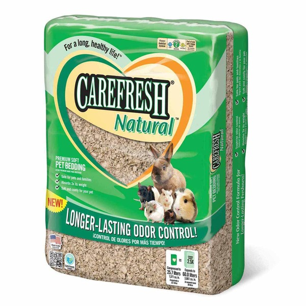 Carefresh Natural Premium Soft Pet Bedding