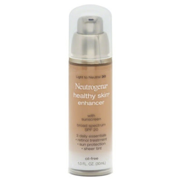 Neutrogena® Enhancer Healthy Skin Light to Neutral 30 Posted 6/20/2013 Healthy Skin®