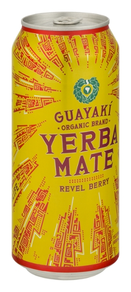 Guayaki revel berry