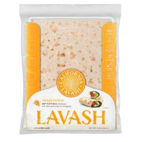 California Lavash Original Wraps