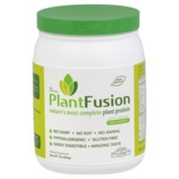 PlantFusion Unflavored Plant Fusion