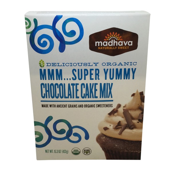 Madhava Mmm...Super Yummy Chocolate Cake Mix
