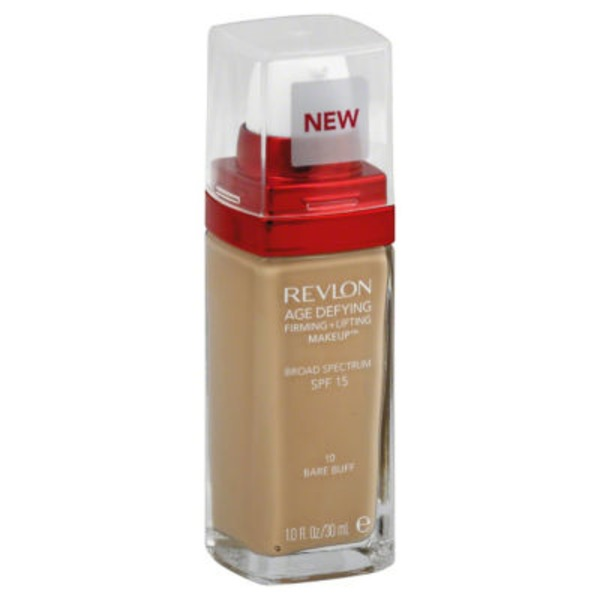 Revlon Age Defying with DNA Advantage Cream Makeup, Bare Buff