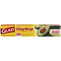 Glad Cling Wrap Clear Food Wrap