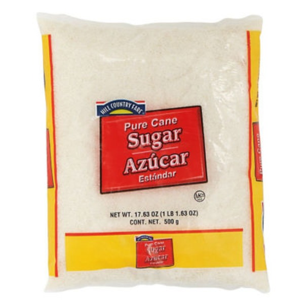 Hill Country Fare Pure Cane Sugar