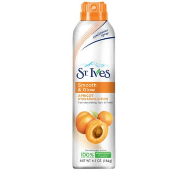 St. Ives Apricot Hydration Lotion Spray