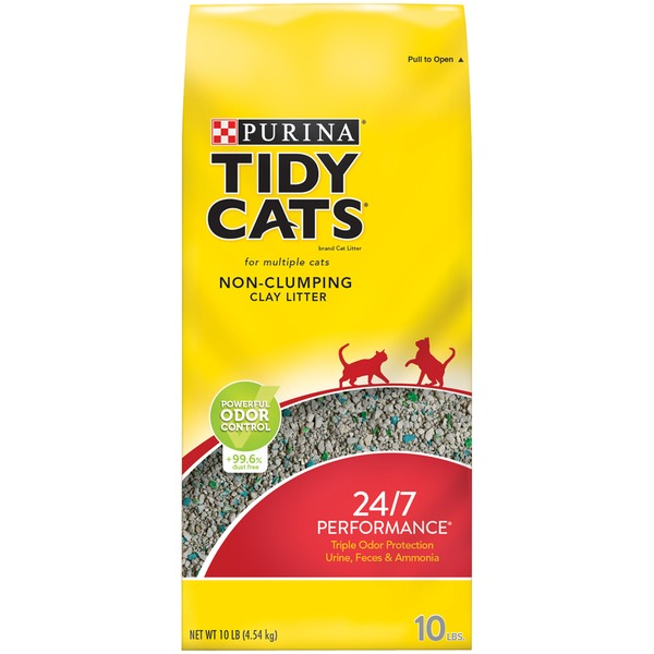 Tidy Cats Non Clumping 24/7 Performance Cat Litter