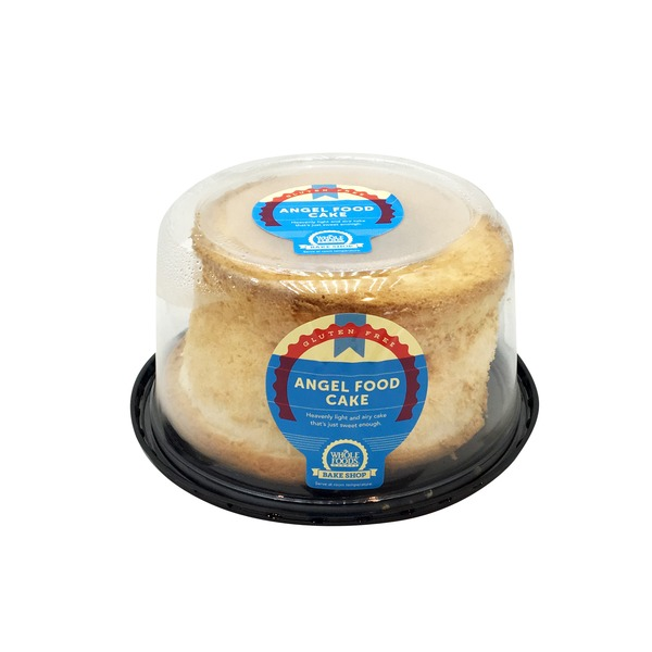 Whole Foods Market Gluten Free Angel Food Cake